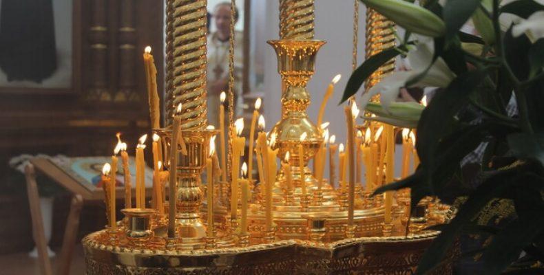 Как будут работать храмы в Петербурге и Ленинградской области на Пасху 19 апреля