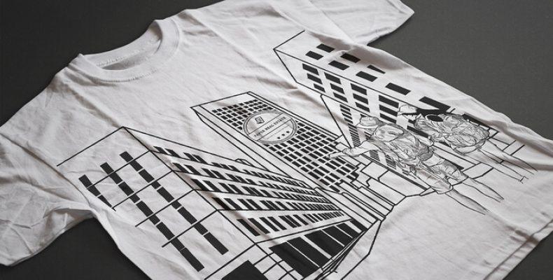 Где заказать срочную печать на футболках в СПб за 15 минут?