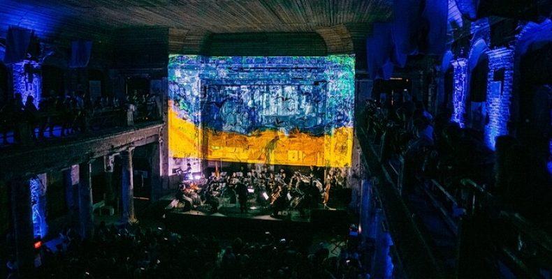Концерт «Классика и Ван Гог» в церкви Анненкирхе 12 и 13 декабря