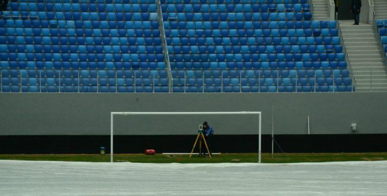 Мигель Данни прошелся по стадиону «Крестовский». Жестко так прошелся
