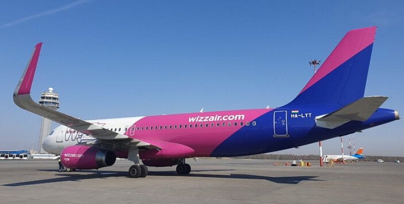 Wizz Air запускает рейсы из Петербурга в пять городов Европы