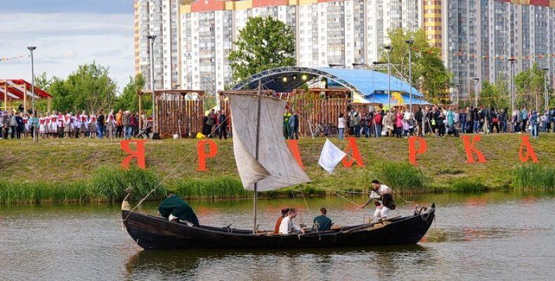 «Славянская Ярмарка» пройдет в парке «Озеро Долгое» с 7 по 9 июня