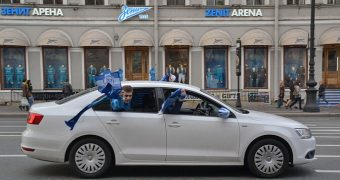 Фирменные магазины «Зенита» в Санкт-Петербурге