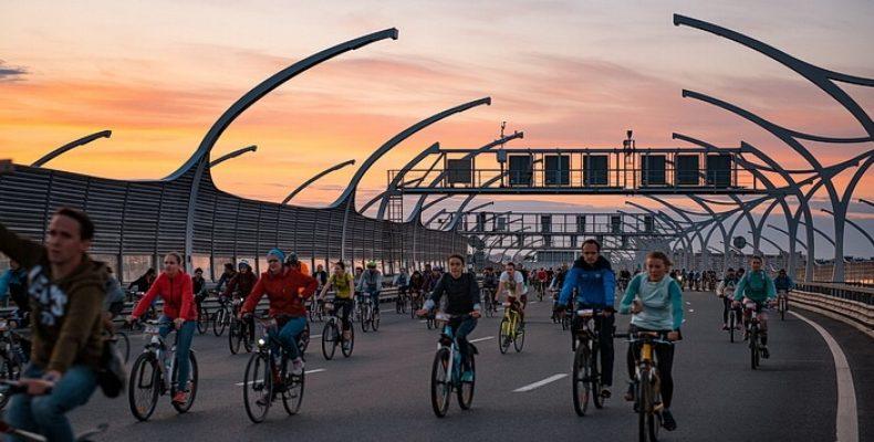 Регистрация участников велопробега ЗСД в «Стокмане». Программа ЗСД Феста 1 июня